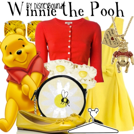Winnie the Pooh Closet Cosplay