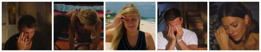 Bachelor In Paradise Crying