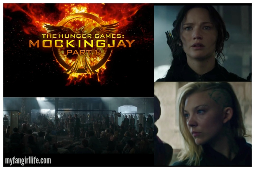 Mockingjay Trailer