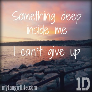 One Direction Lyrics - Fireproof 1