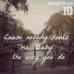 One Direction Lyrics - Fireproof 5