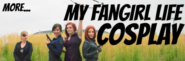 Banner - More My Fangirl Life Cosplay