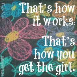 Taylor Swift 1989 Lyrics - How You Get The Girl 1