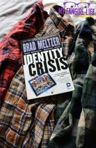 Autumn Book Haul - Identity Crisis