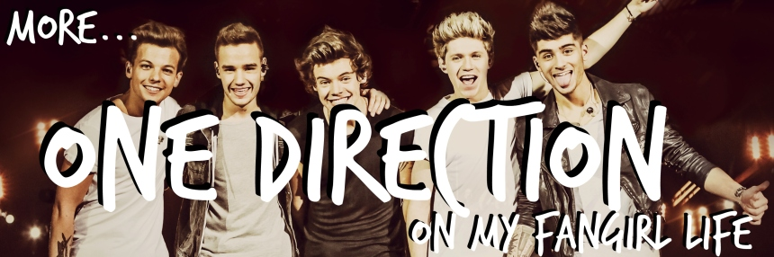 Banner - More One Direction
