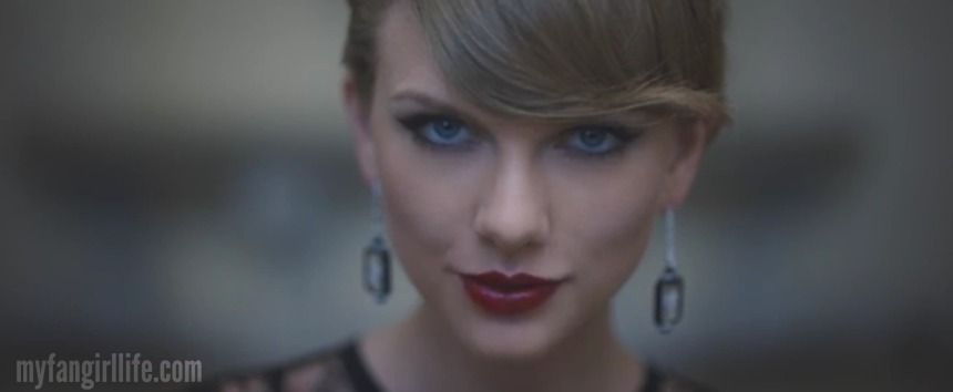 Taylor Swift Blank Space End Look