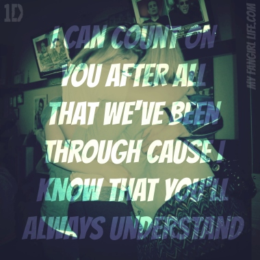 One Direction Four Lyrics - Act My Age 1