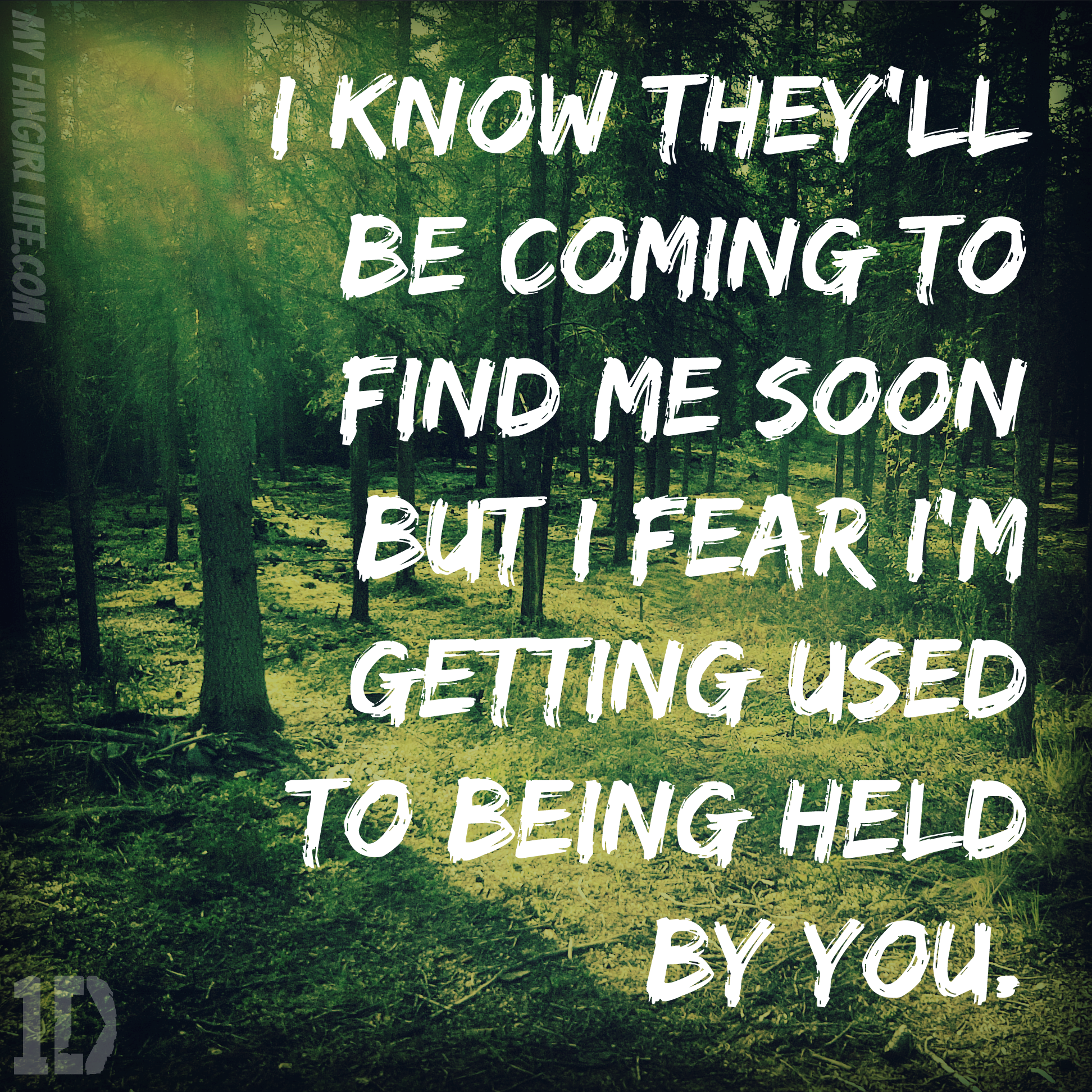 One Direction Song Lyrics Quotes: Stockholm Syndrome One Direction Lyric Quotes