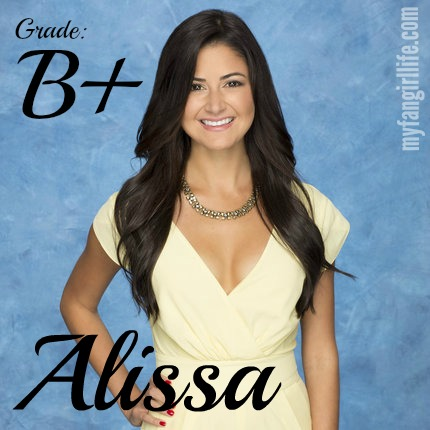 Bachelor Chris Contestant Alissa
