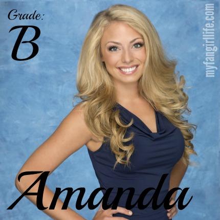 Bachelor Chris Contestant Amanda