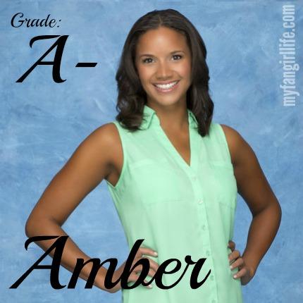 Bachelor Chris Contestant Amber