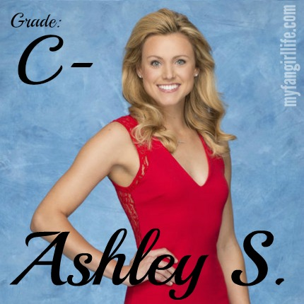 Bachelor Chris Contestant Ashley S