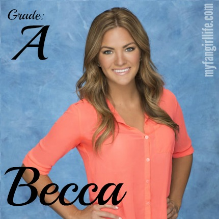 Bachelor Chris Contestant Becca