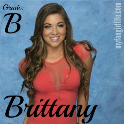 Bachelor Chris Contestant Brittany