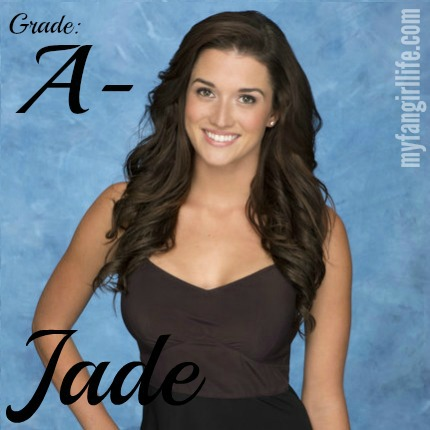Bachelor Chris Contestant Jade