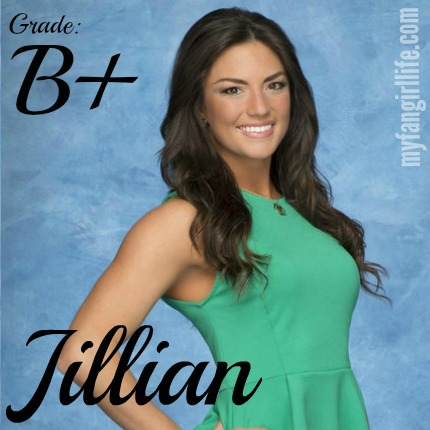 Bachelor Chris Contestant Jillian