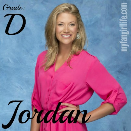 Bachelor Chris Contestant Jordan