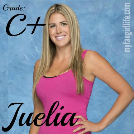 Bachelor Chris Contestant Juelia