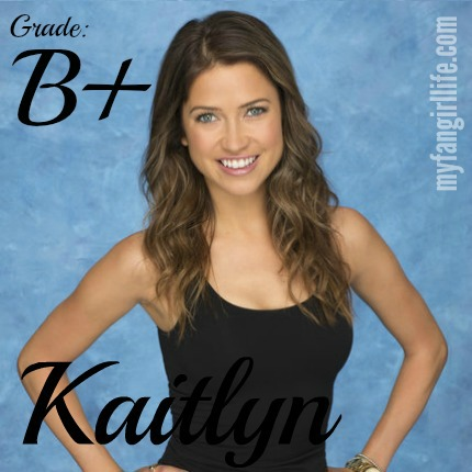Bachelor Chris Contestant Kaitlyn