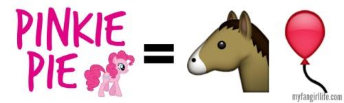 Pinkie Pie Emoji