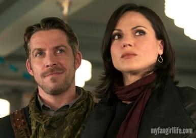 Robin and regina