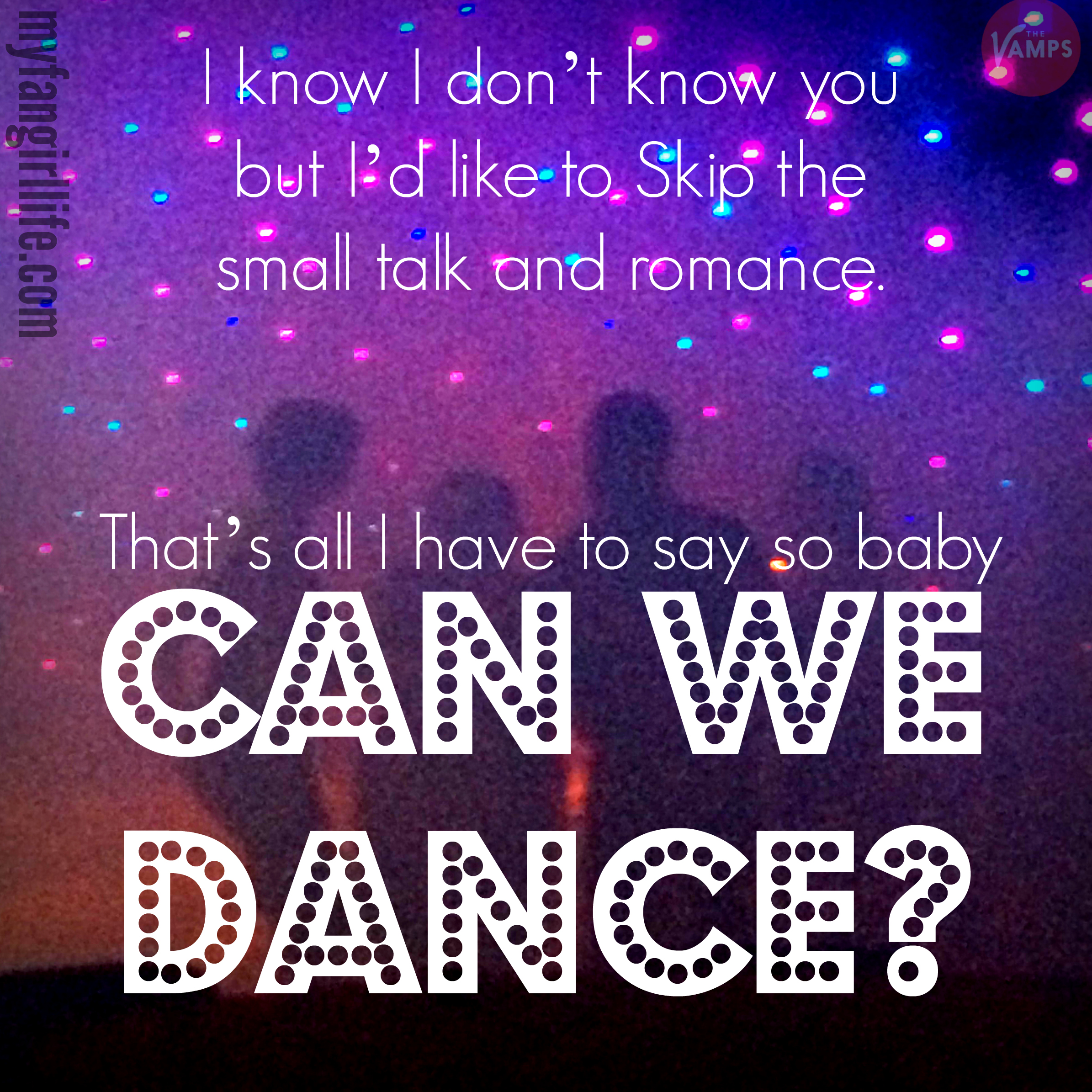 The Vamps – Can We Dance Lyrics | Genius Lyrics