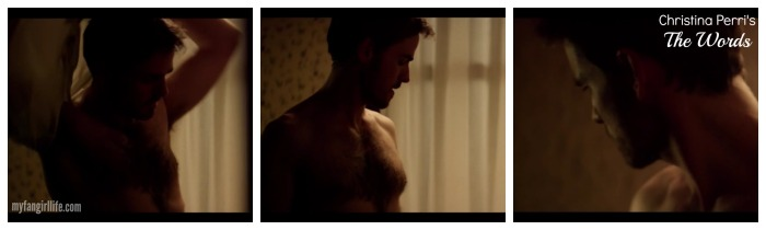 Christrina Perri The Words Colin ODonoghue Stripping