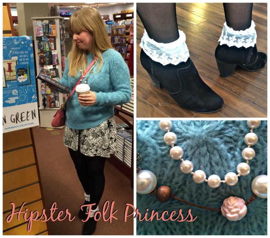 Hipster Folk Princess