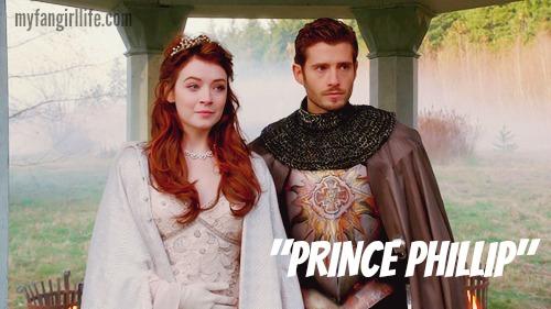 Julian Morris as Prince Phillip