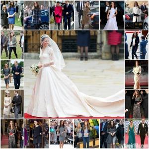 Kate Middleton Wardrobe Envy