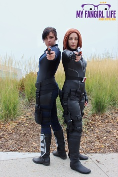 Marvel Agent Hill Black Widow Cosplay