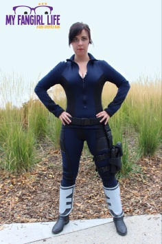 Marvel Agent Hill Cosplay 1