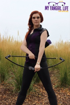Marvel Hawkeye  Cosplay 1