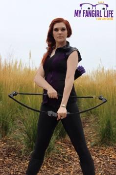 Marvel Hawkeye  Cosplay 1