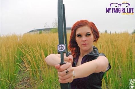 Marvel Hawkeye Cosplay 2