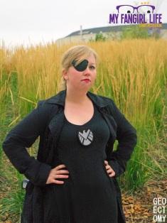 Marvel Nick Fury Cosplay 3