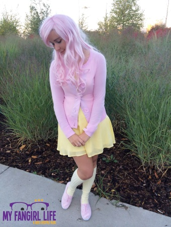 My Little Pony Cosplay - Fluttershy 1
