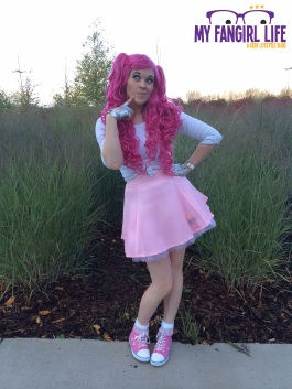 My Little Pony Cosplay - Pinkie Pie 1