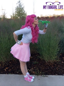 My Little Pony Cosplay - Pinkie Pie 5