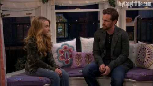 Girl Meets World Maya and Shawn 1