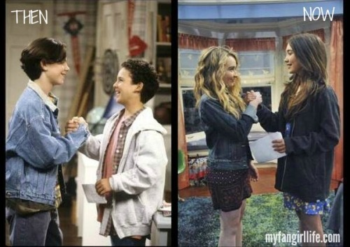 Girl Meets World shawn corey riley maya