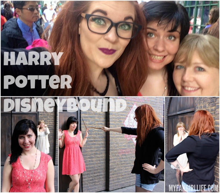 Harry Potter Disneybound 2