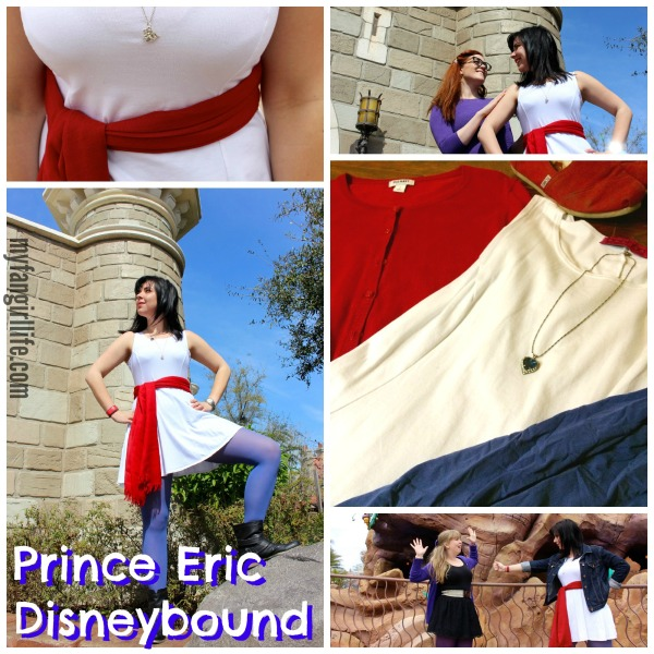 Little Mermaid Eric Disneybound Outfit