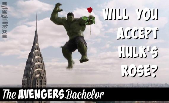 Bruce Banner The Hulk Avengers Bachelor