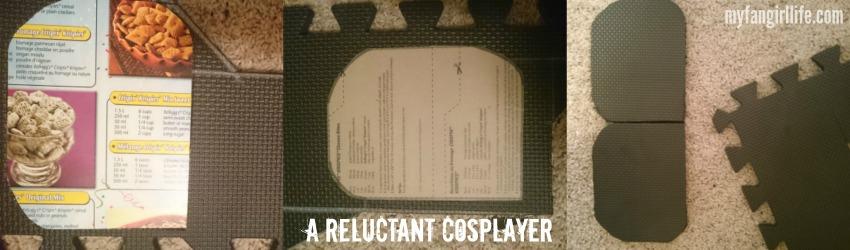 EVA Foam Nightwing Cosplay 1