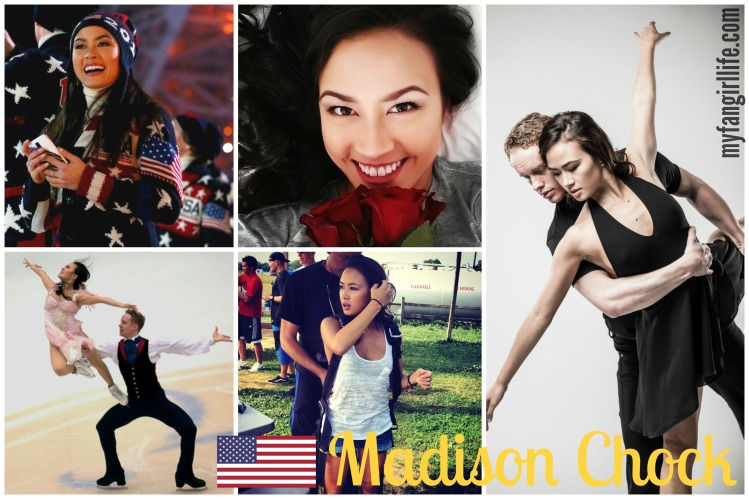 Hottest Figure Skaters Madison Chock