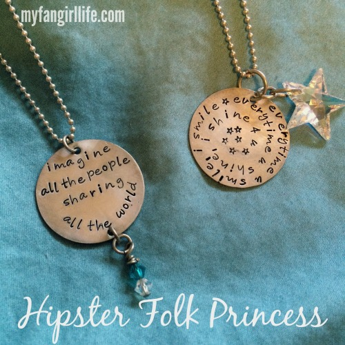 Personal Touch Hipster Folk Princess