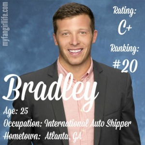 The Bachelorette Bradley (W0)