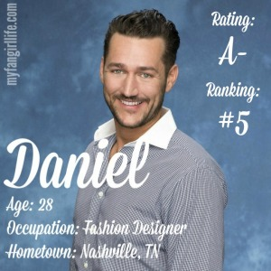 The Bachelorette Daniel (W0)