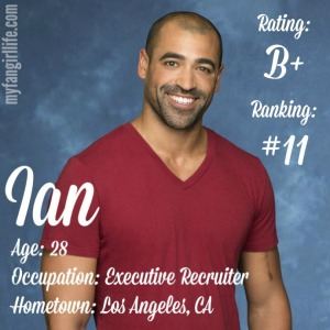 The Bachelorette Ian (W0)